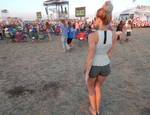 Lacey Country Music Festival | DitchingNormal