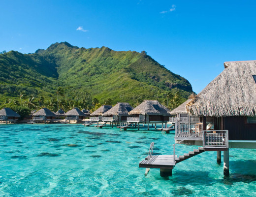 Hilton Moorea Bungalows | DitchingNormal