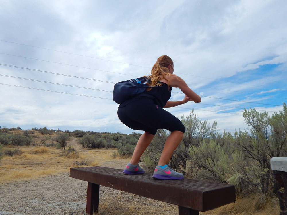 Body Weight Squats   DitchingNormal