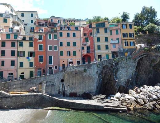 Riomaggiore, Italy | DitchingNormal
