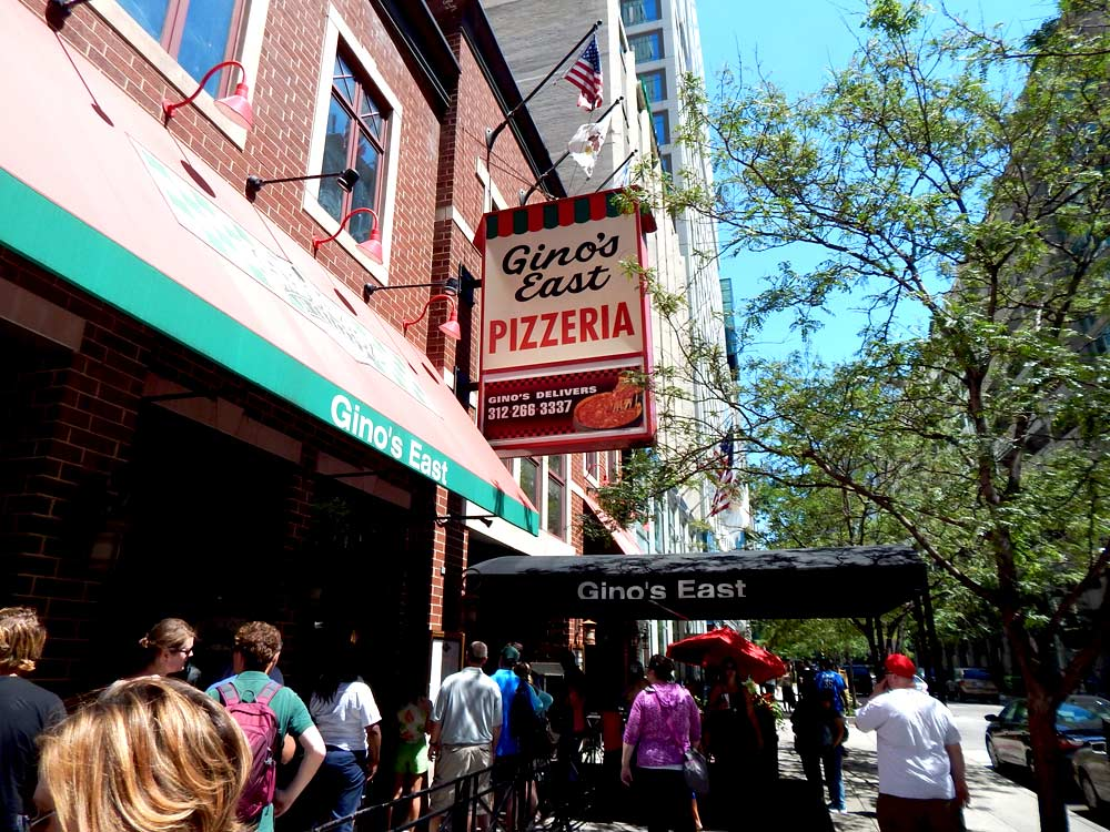 Gino's East, Chicago