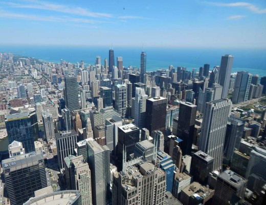 Skyline View of Chicago, IL | DitchingNormal