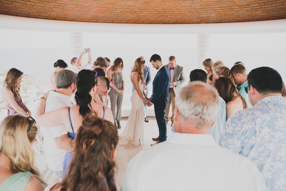 Wedding Ceremony Blessing   Ditching Normal