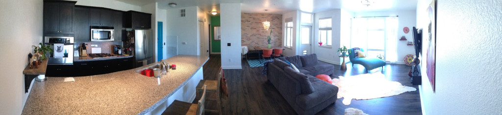 Downtown Boise Condo   Ditching Normal