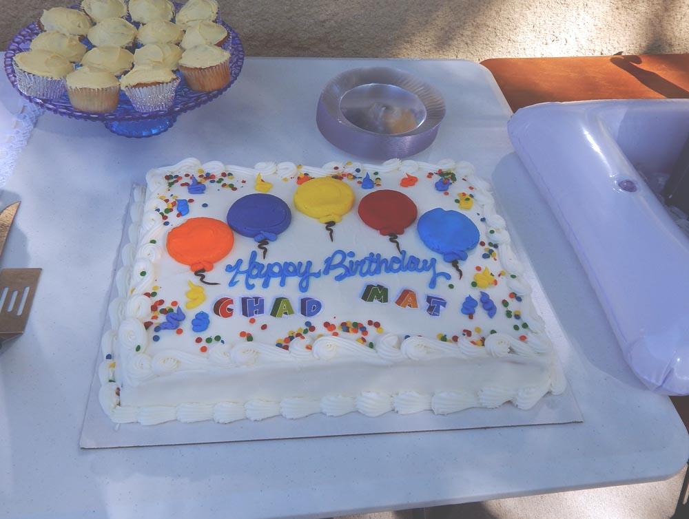 Birthday Cake   DitchingNormal