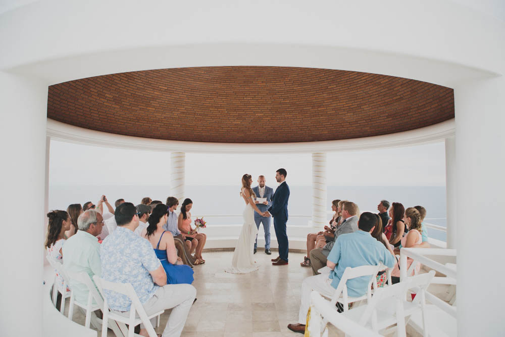 Wedding Ceremony Cabo | Ditching Normal