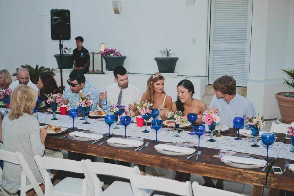 Wedding Dinner Cabo   Ditching Normal