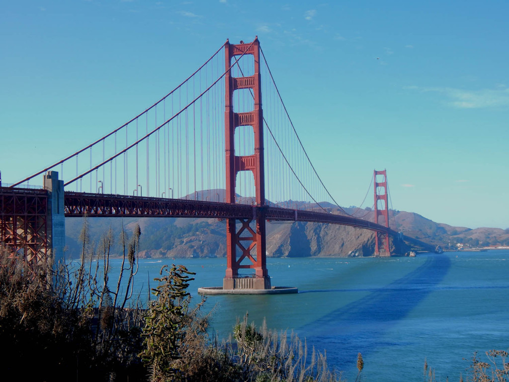 Golden Gate Bridge | DitchingNormal