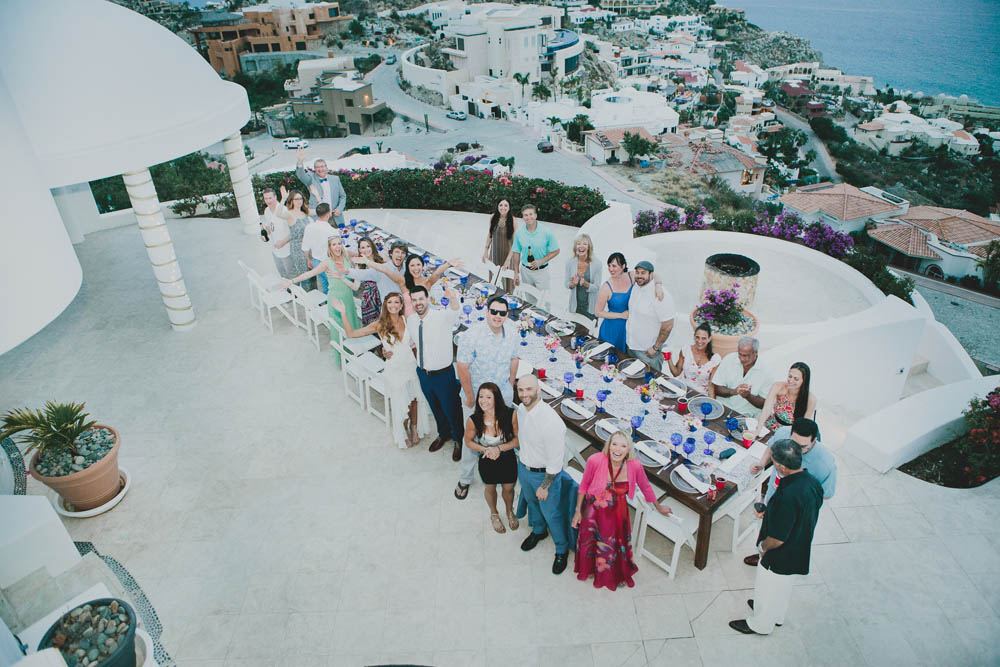 Wedding Party Cabo   Ditching Normal