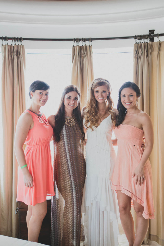 Bride and Friends   Ditching Normal