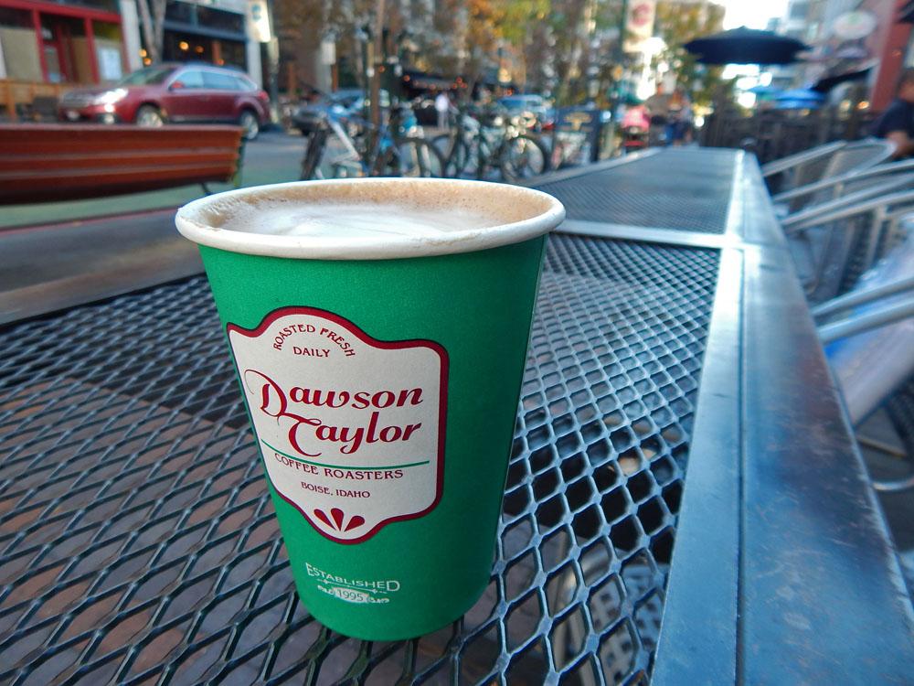 Best Coffee in Boise