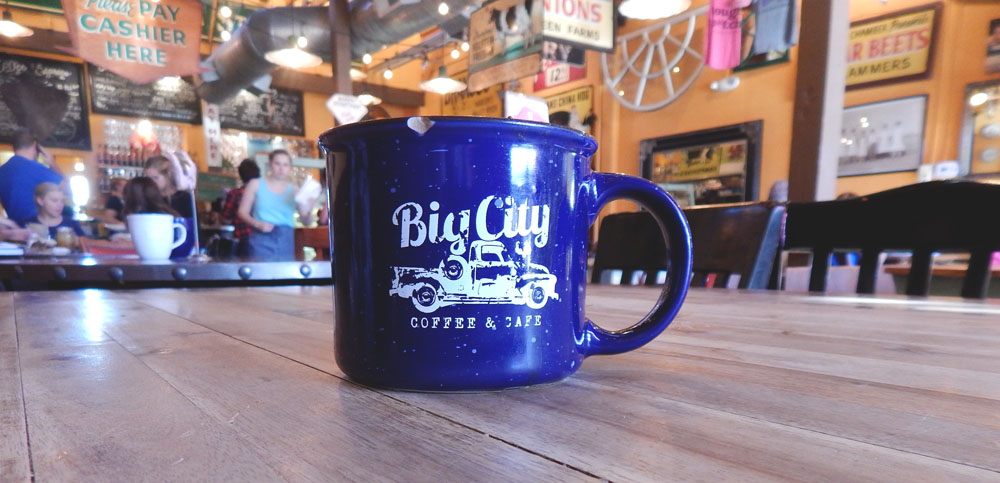 Big City Coffee | DitchingNormal