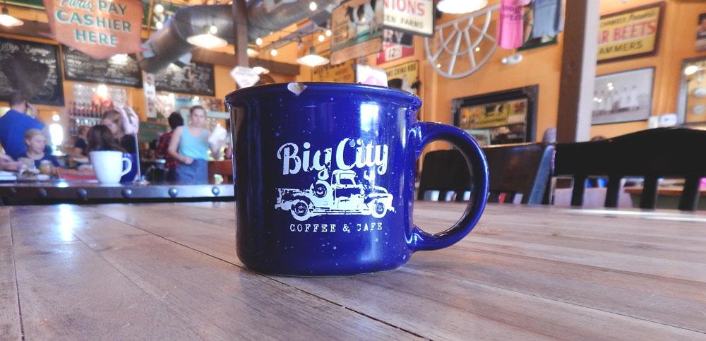 Big City Coffee   DitchingNormal
