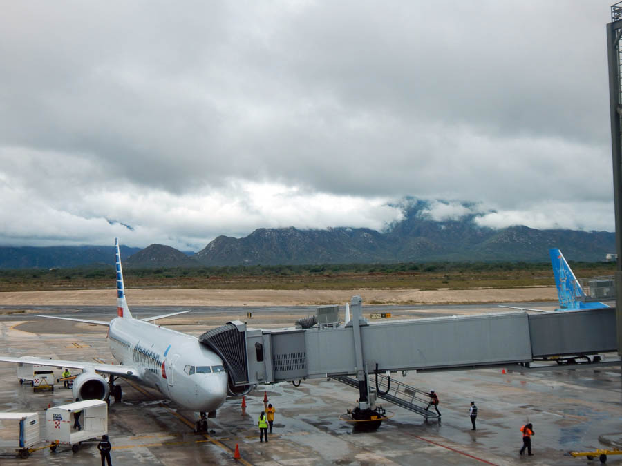 Cabo Airport