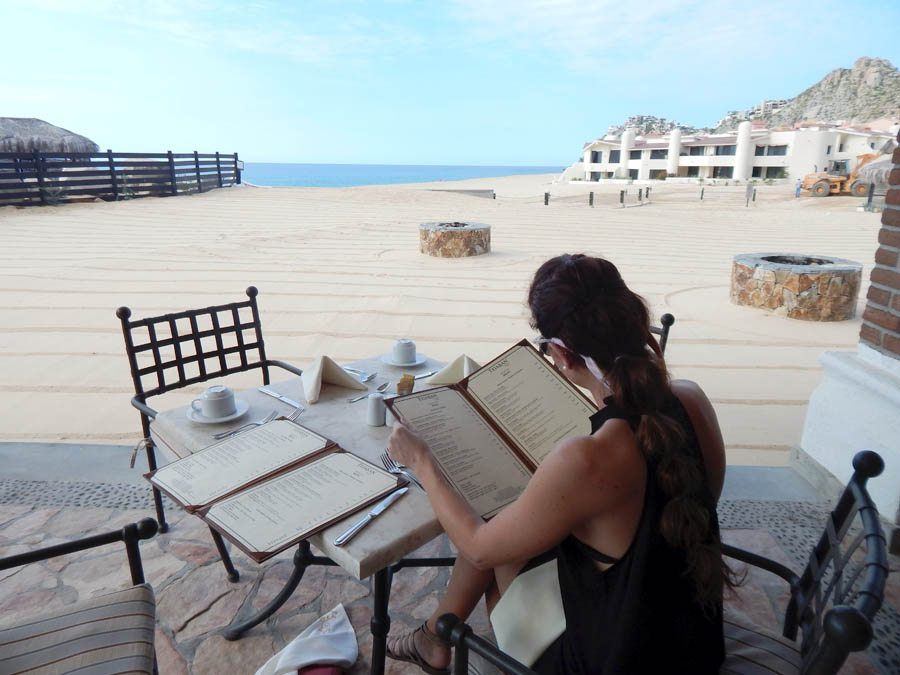 Lacey-Breakfast-Solmar Resort