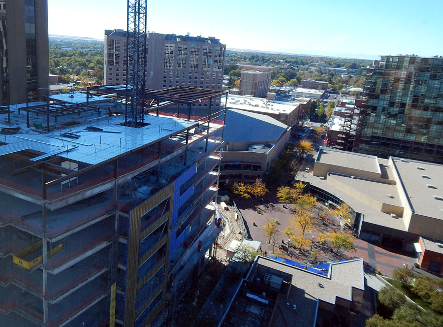 Grove Construction Downtown Boise
