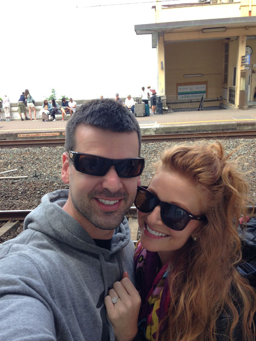 Rio Maggiore Train Station