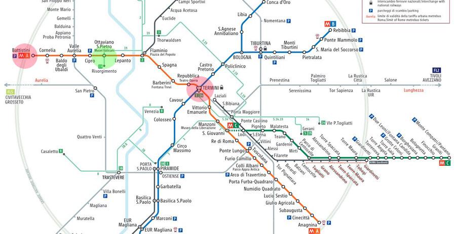 Roma Termani Routes Travel Prep