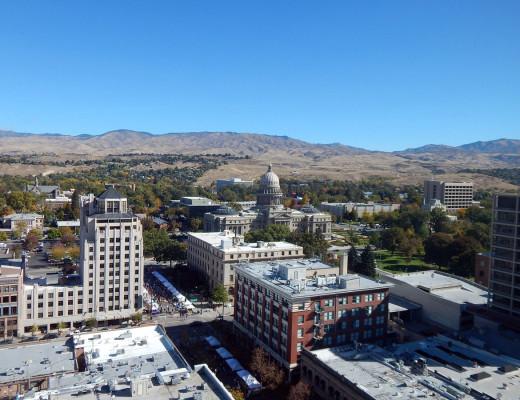 Capital Building Boise