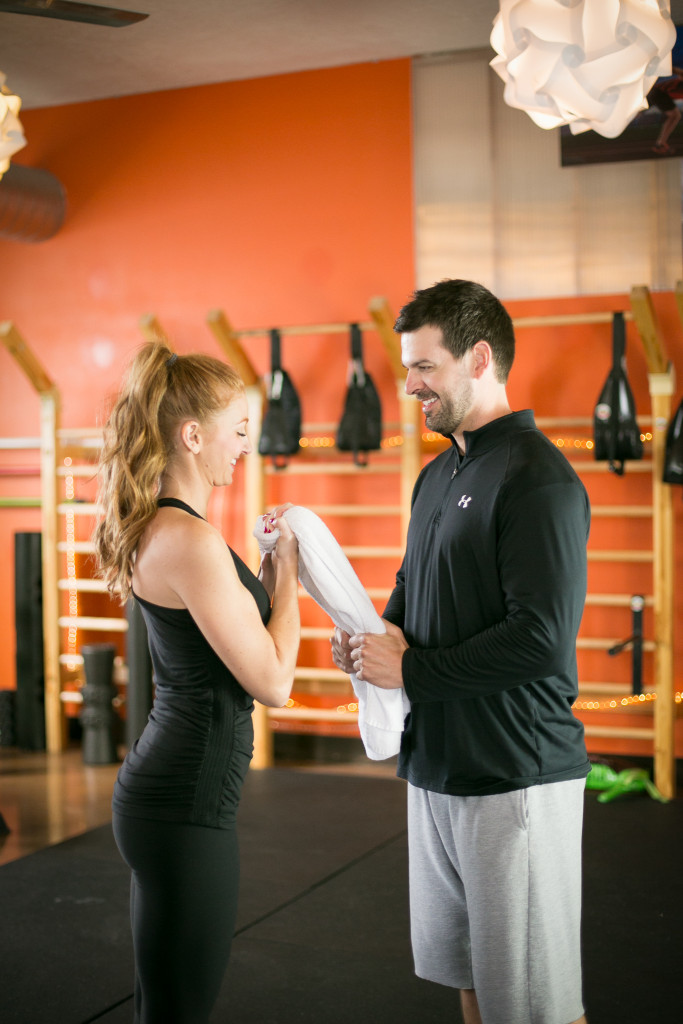 Couples Workout