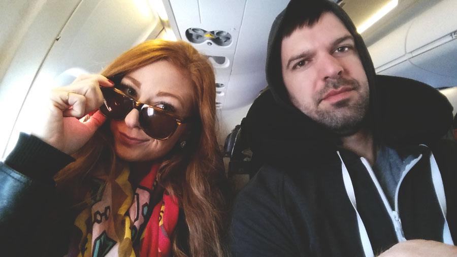 Flight to San Diego
