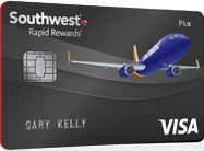 50k offer for the Southwest Plus Card