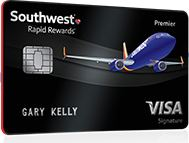 Southwes Airlined 50k Premier Card