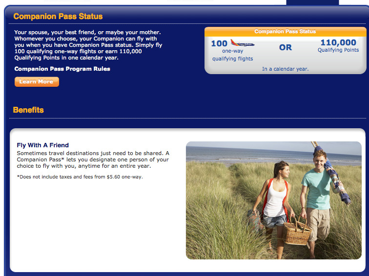 Southwest's Golden Ticket for Couples Travel