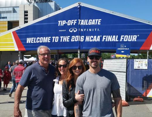Final Four 2016 NRG Stadium Houston, TX