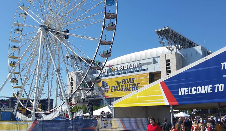 Final Four 2016 Fan Fest