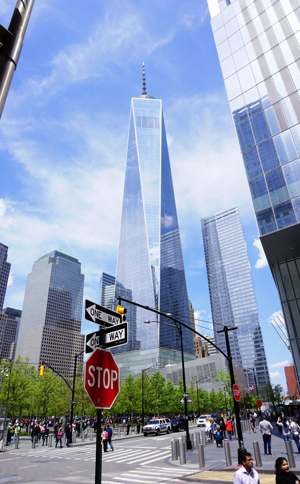Freedom Tower New York City