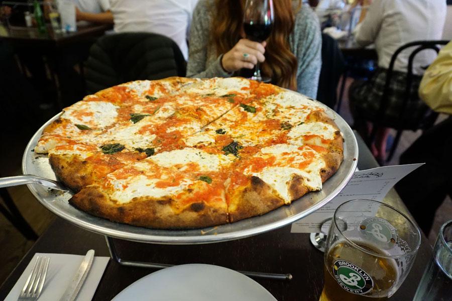 Juliana's Pizza Brooklyn New York