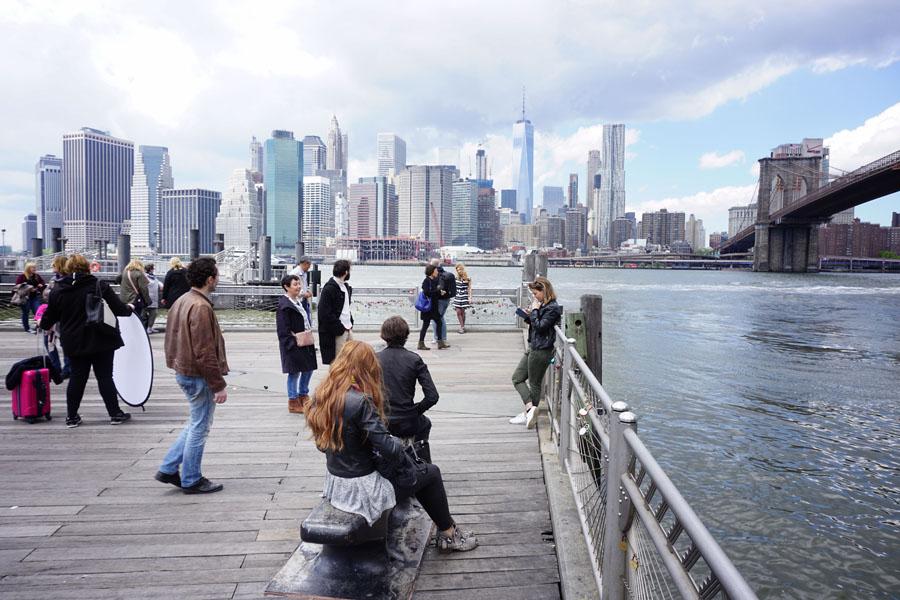 Brooklyn Pier New York