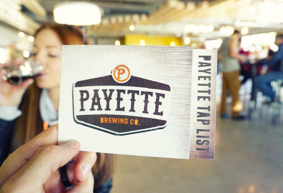 Payette Brewing Boise