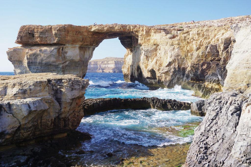 Malta Valletta Goza Comino Blue Lagoon M'dina