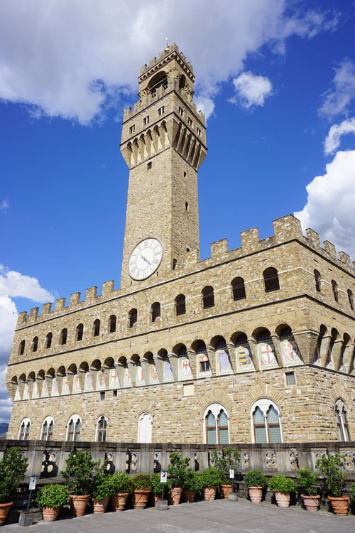 Tower Florence, Italy