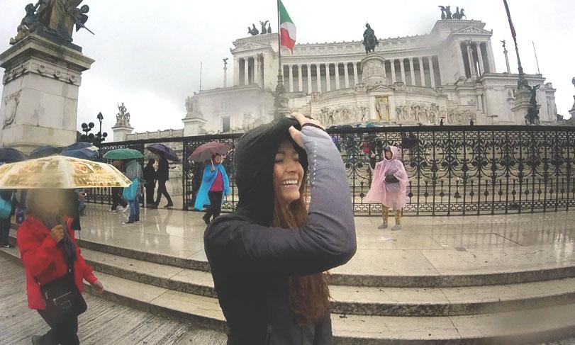 piazza venezia Rome, Italy
