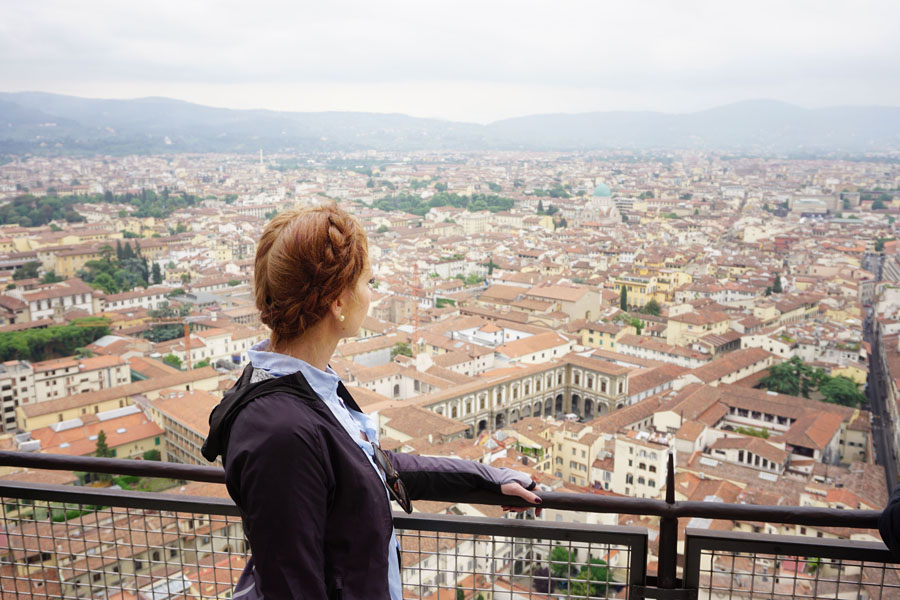 Duomo View Florence, Italy