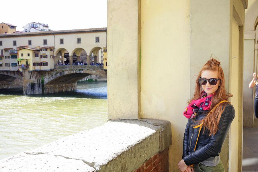 Ponte Vecchio Florence, Italy