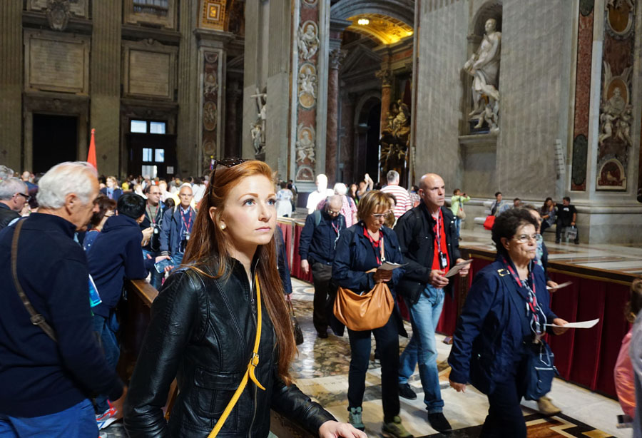 st. peter's basilica Rome, Italy