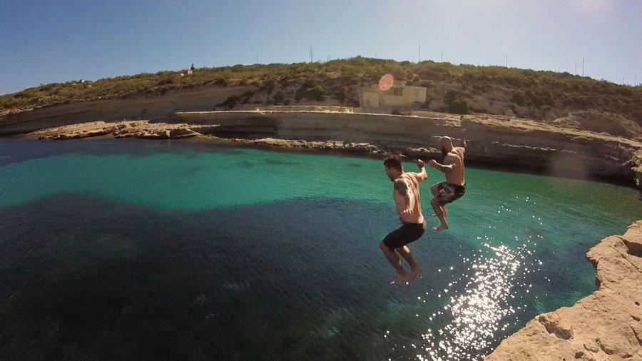 Malta Valletta Goza Comino Blue Lagoon