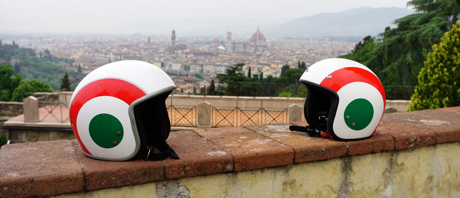 Scooter Tour Florence, Italy