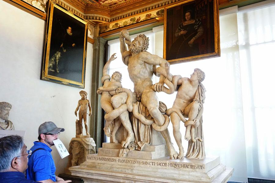 Ufizzi Gallery Florence