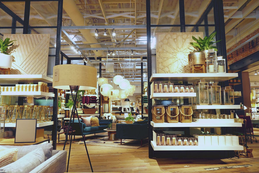West Elm Boise, ID Grand Opening & Review | DitchingNormal