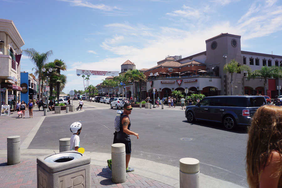 Huntington Beach Main St.
