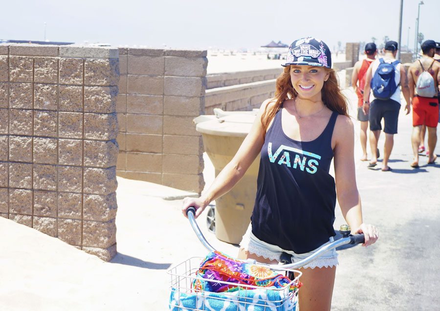 Huntington Beach Vans U.S. Open