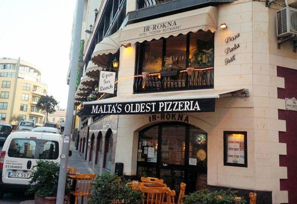 Ir Rokna Pizza Malta