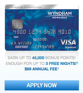 3 Free Hotel Nights with Wyndham
