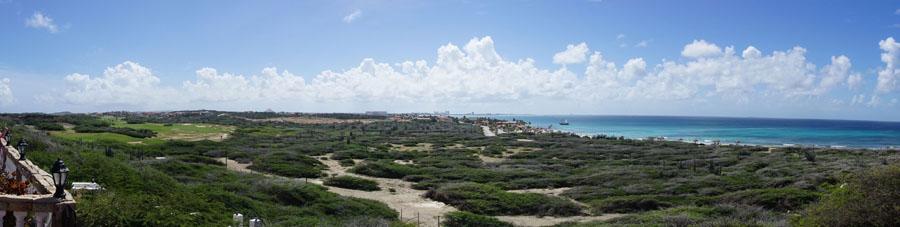 Aruba Panorama