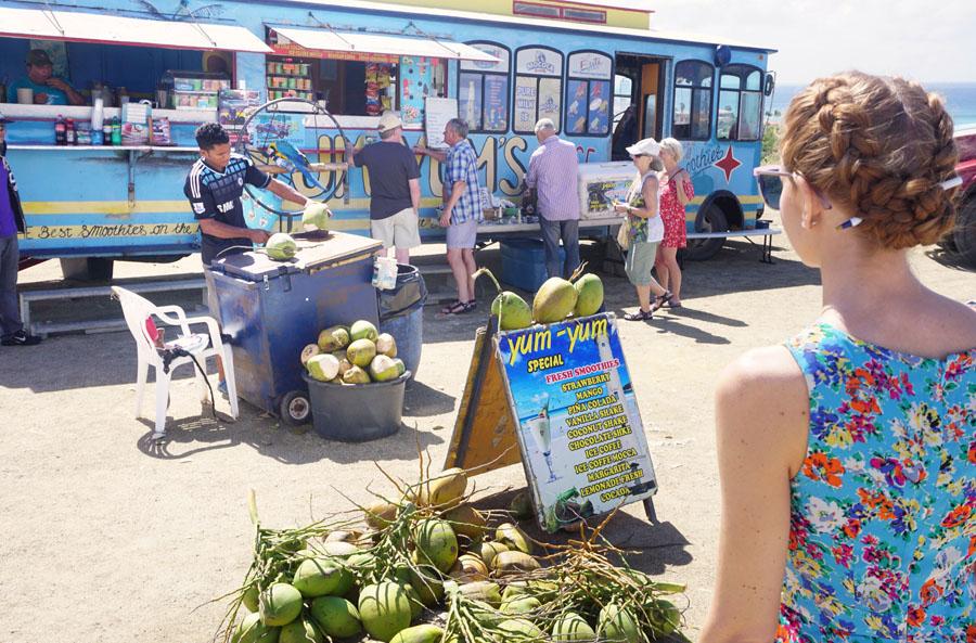 Coconut Drink Aruba